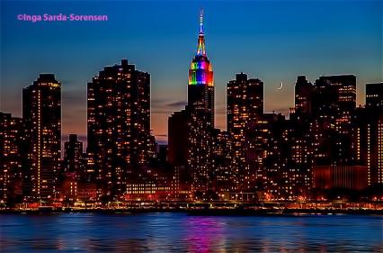 TP NYC ESB Pride 2014 finale 6 29 14