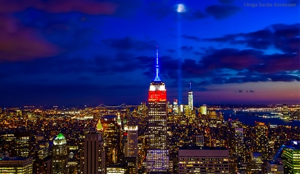 TP Tribute in Light wide 9 11 15